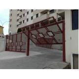 portão eletrônico condomínio valores Largo do Arouche