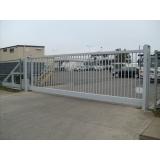 portão eletrônico industrial Vila do Bosque