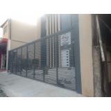 portão eletrônico para condomínio Juquitiba