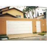 portão para garagem preço Higienópolis