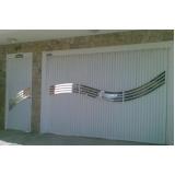 portão para garagem Bexiga