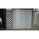 portas automáticas de enrolar Cidade Dutra