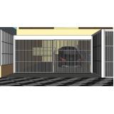 portões deslizantes automáticos Parelheiros