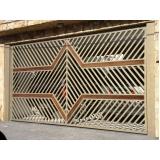 portões garagem basculante Salesópolis