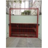 portões para condomínio Sacomã