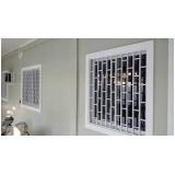 preço de janela de vidro com grade Cidade Ademar