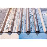 qual o valor de telha alumínio galvanizado Grajau