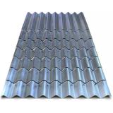 qual o valor de telha ondulada de alumínio Socorro
