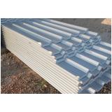 telha de alumínio para cobertura Moema