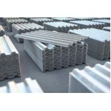 telhas alumínio galvanizado Vila Andrade