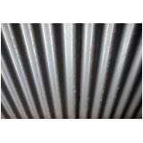 telhas onduladas de alumínio Interlagos